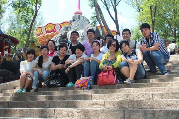 国庆节公司组织旅游-1