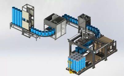灌装机械为生产带去新思维与科学化
